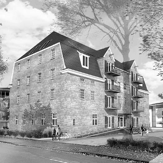 Architekt Ladwig, alte Mühle Barmstedt