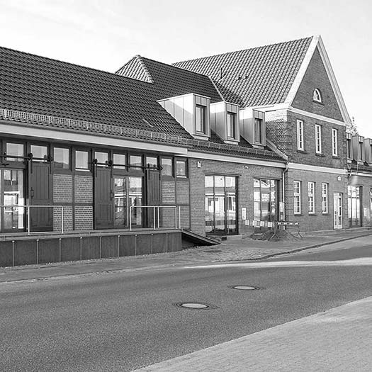 Architekt Ladwig, Bahnhof Bordesholm